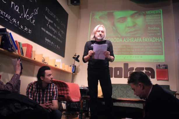 Croatia - Croatian PEN, Croatian Writers Society & BOOKSA Literary Club - Zagreb (9)