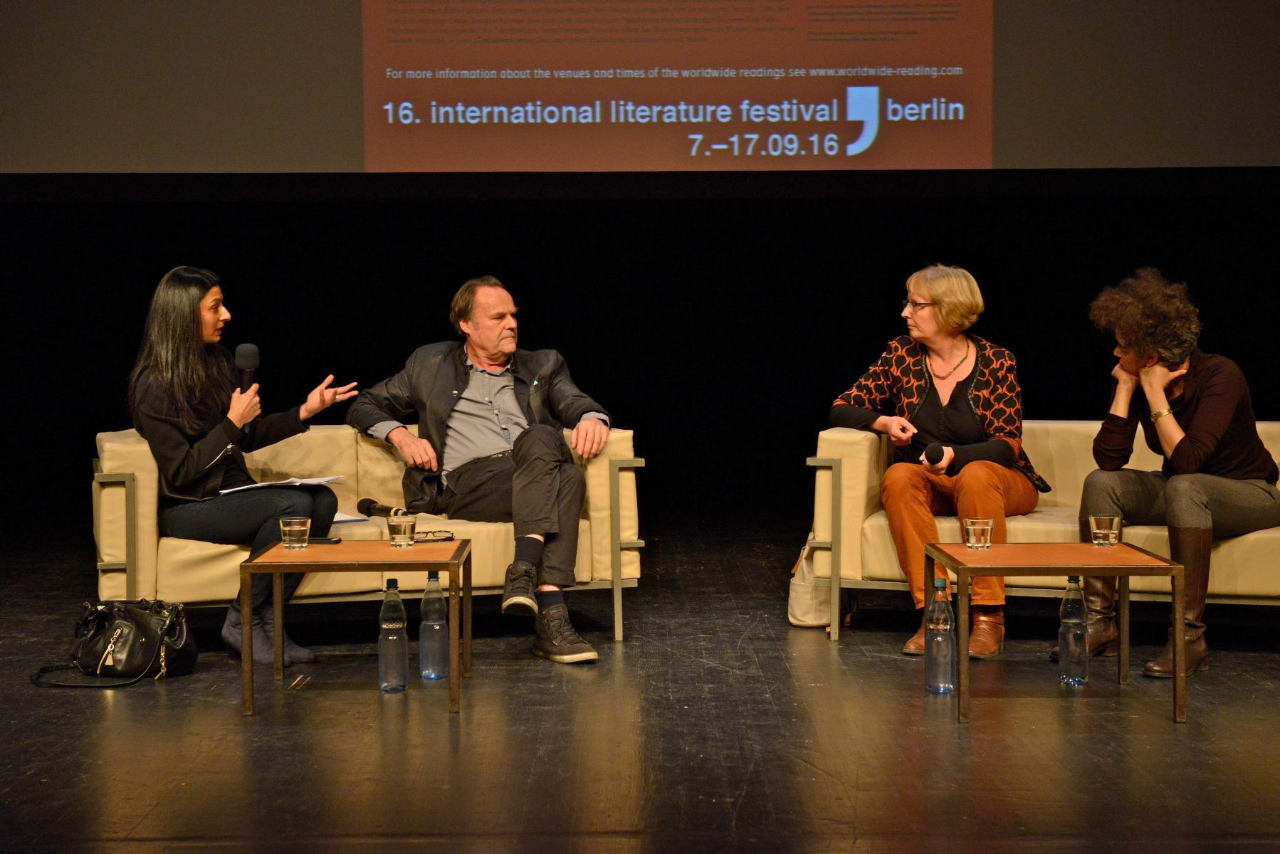 Germany- internationales literaturfestival berlin