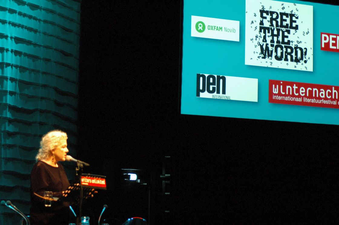 Netherlands - PEN International Writers Unlimited Festival - The Hague (3)
