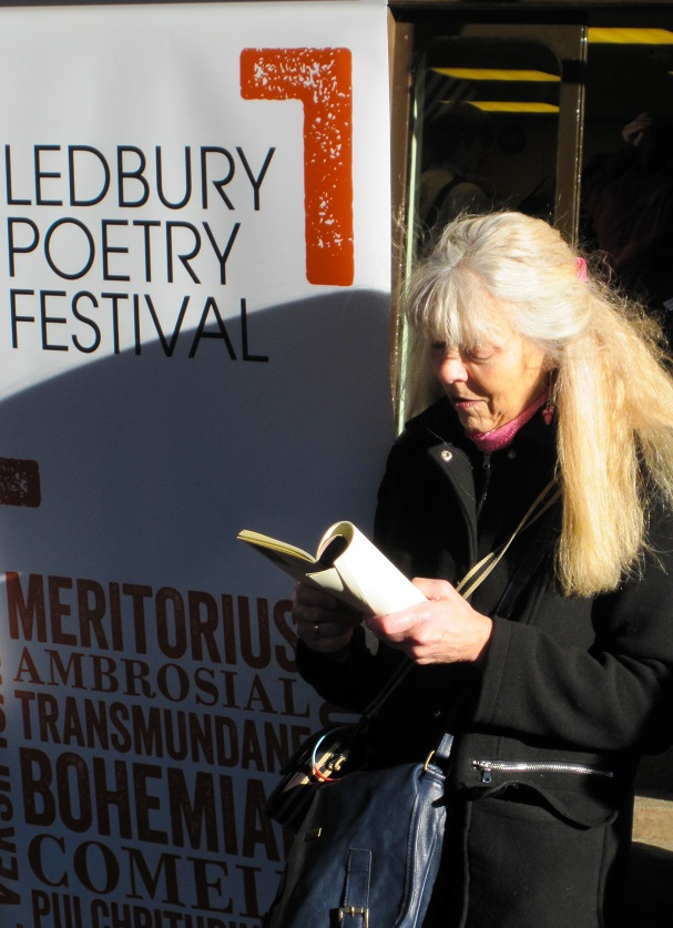UK - Ledbury Poetry Festival - Herefordshire