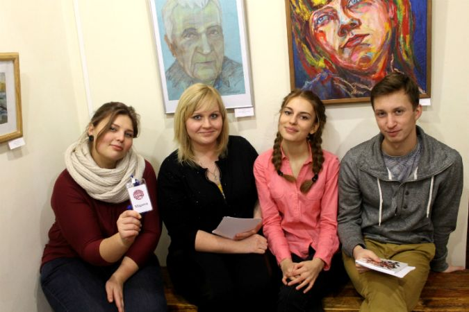 Ukraine - Cherkasy - Book Maestro Club