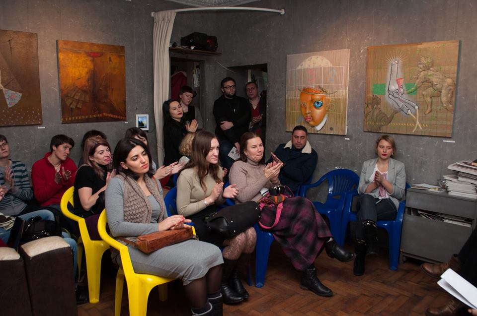 Ukraine - Zaporizhzhya - 99 Poetry Club